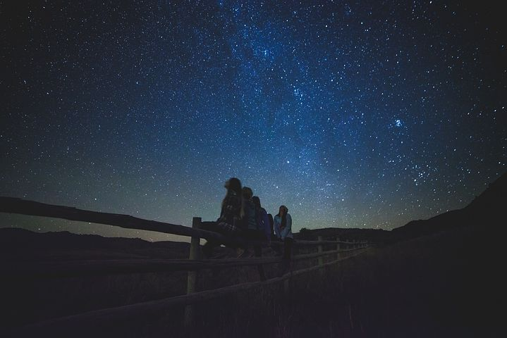 What is Astrology? Much like this photo, humans have looked to the stars for answers for millennia.